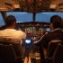 Pilotonan Boneriano den treinen pa bula Saab di EZ Air