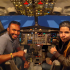 Timothy Vaseur i José Zambrono promé pilotonan di EZ-Air sertifiká riba Saab340