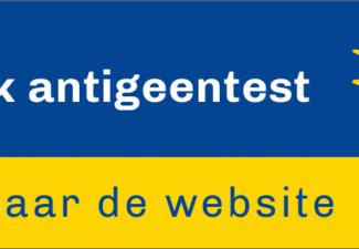 Por registrá Online pa tèst antígeno na aeropuerto