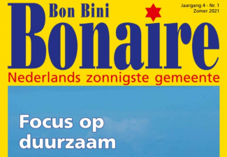 'Bon Bini Bonaire' nobo ta enfoká riba sostenibilidat