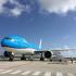 KLM ta bai bende pakete di biahe tambe