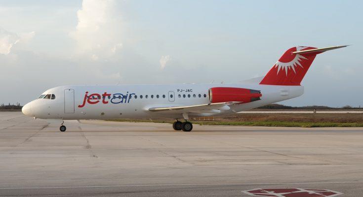 JetAir ta posponé buelo pa Haiti pa motibu di intrankilidat na e pais