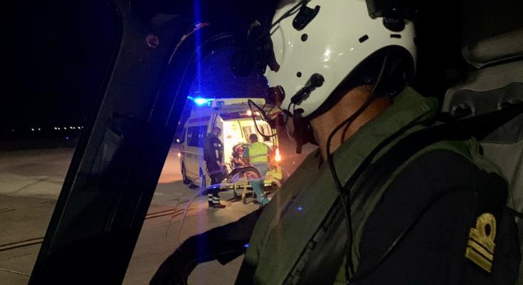 Helikòpter di Wardakosta ta buska mucha hòmber heridá na Boca Slagbaai