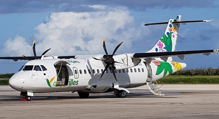 Winair temporalmente no por bula pa islanan ABC