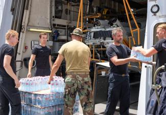 Via Kòrsou: Hulanda ta manda ayudo humanitario pa Haiti