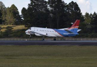 EZ Air a ehekutá promé buelo pa Medellin