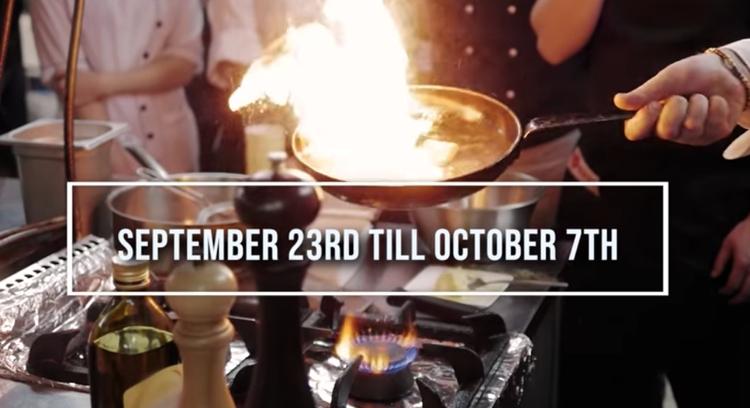 Bonaire Culinair ta kuminsá dia 23 di sèptèmber