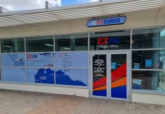 Departamentu di reservashon EZ Air ta habri 7 dia pa siman awor