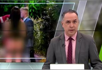 Hòmber hulandes ku muhé kasi sunú ta kousa skandal na Colombia